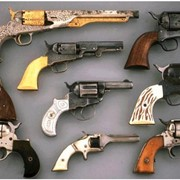 Стрелковое вооружение фото