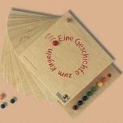 Noname Развивающая игра «Книга-лабиринт» для развития координации движений арт. RN18035 фото