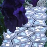 Форма для садовых дорожек! фото