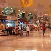 Реклама в аэропорте Борисполь фото