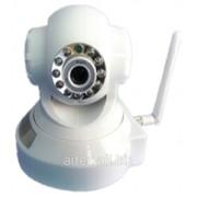 Камера видеонаблюдения EST-IP7210-W Robot фото