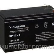 Батарея общего назначения SUNLIGHT SP12-9 фото