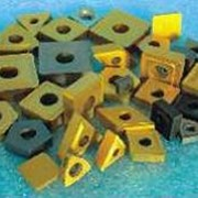 Твердосплавные пластины для металлобработки фото