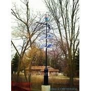 Ветрогенератор маглев 600Вт 24/48В вертикальный AXIS фото