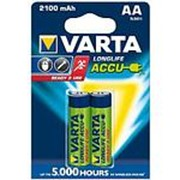 Аккумулятор Varta AA 2100 mAh Ni-MH фото