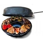 Сковорода Чудо Гриль-Газ Эмалированное Покрытие фото