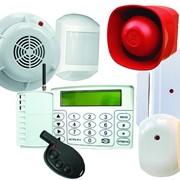Поставка, монтаж и обслуживание различных видов сигнализации, систем видеонаблюдения, контроля доступа фото