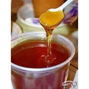 Мёд подсолничнековый фото