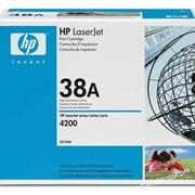 Картриджи для лазерных принтеров HP Q1338A фото