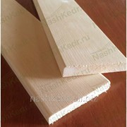 Наличник №3(плоский), кедр, сорт АВ (70 * 14 * 2200 мм) фото