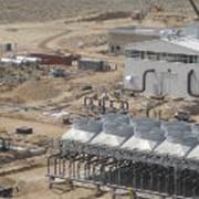Монтаж газопроводов высокого, среднего, низкого давления, технологического оборудования газоперекачивающих станций фото