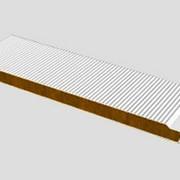 Стеновые сэндвич-панели тип Микроволна фото