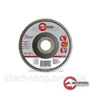 Диск шлифовальный лепестковый 180 * 22мм зерно K40 BT-0224 фото