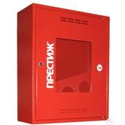 Пожарный шкаф Престиж НОК НОБ (белые- красные) фото