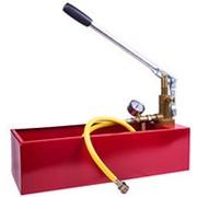 Опрессовочный насос ручной TOR 2,5 л, 2,5 МПА фото