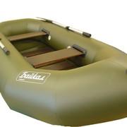 Лодка пвх Байкал двухместная 2.6м фото