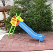 Детская горка КМТ14-2 фото