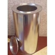 металлическая банка 5 литров с крышкой фото