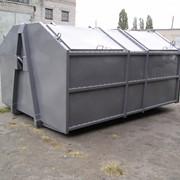 Контейнер металлический для крупногабаритных и не габаритных отходов ВВК12 фото