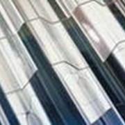 Поликарбонат рифленый и волнистый фото