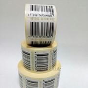 Печать самоклеящихся этикеток,ярлыков фото