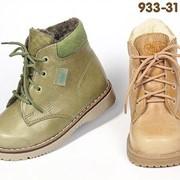 Обувь детская зимняя Ортопедические ботинки. Модель-933-31 фото