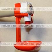 Ниппельная поилка с каплеуловителем (комплект) фото