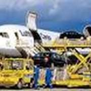 Авиаперевозки грузов. фото