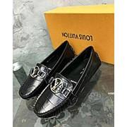 Мокасины Louis Vuitton фото