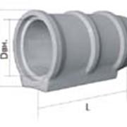 Трубы ребристые с полиэтиленовым покрытием фото