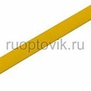 13. 0 / 6. 5 мм 1м термоусадка желтая REXANT фото