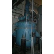 Реактор эмалированный от 0,63м.куб.до 50м.куб фото