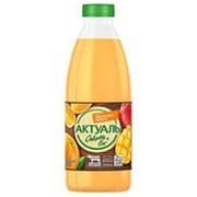 Напиток на сыворотке АКТУАЛЬ Джусси Апельсин-манго, 930г фото