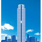 Высокоскоростной сверхкомфортный лифт Mitsubishi Electric фото