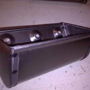 Ковш норийный стальной усиленный К-260мм фото