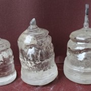 Кристаллы сапфира (метод Кирополуса) фото