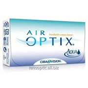 Контактные линзы Air Optix Aqua фото