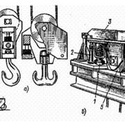 Взвешивающее оборудование для мостовых кранов фото