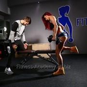 Фитнес в Астане фото
