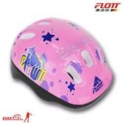 Шлем защитный Flott велосипедный, для роллеров р-р L фото