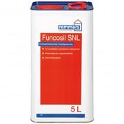 Пропитка бесцветная гидрофобизирующая, Remmers Funcosil SNL, на основе силана-силоксана, содержит растворитель фото