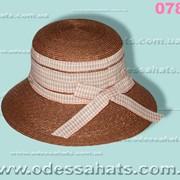 Летние шляпы Del Mare модель 078 фото