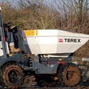 Мини-самосвал Terex TA2 с функцией Power Tip ( для перемещения сыпучих материалов). фото
