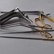 Набор инструментов для кольпоскопии фото
