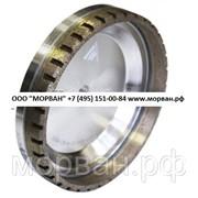 Зерно 240 150х22 мм наружные сегменты шлифовальный круг для фацета фото