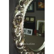 Рамы для зеркал из итальянского деревянного багета фото