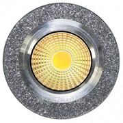 Светодиоды точечные LED QX SILVER ROUND 3W 5000K фото