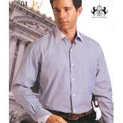 Рубашка мужчкая в стиле Casual p01 фото