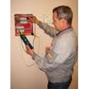Услуги по установке систем пожарной и охранной сигнализации, противопожарной защиты фото
