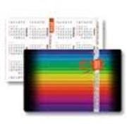 Пластиковые карманные календари заказать в Алматы фото